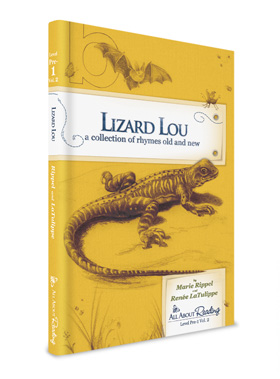 Lizard Lou by Renee LaTulippe and Marie Rippel