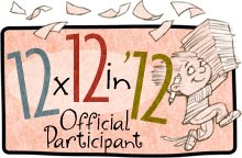12x12 in 2012 Picture Book Writing Challenge, hosted by Julia Hedlund