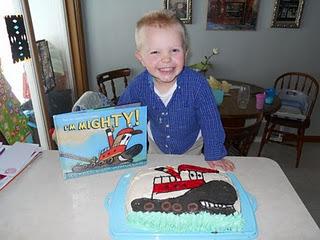 I'm Mighty cake