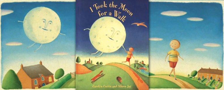 I Took the Moon for a Walk by Carolyn Curtis, Alison Jay