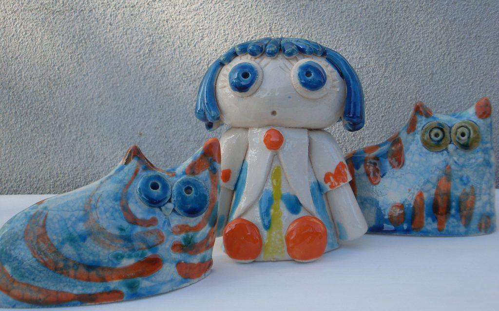 Dora and the Scaredy Cats by Deborah Ciolli
