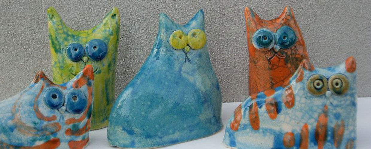 Scaredy Cats by Deborah Ciolli