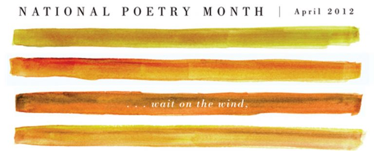National Poetry Month 2012