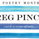 Poetry Month 2012: Greg Pincus