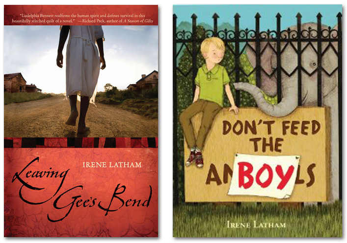 Middle Grade Novels by Irene Latham