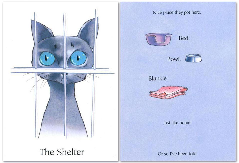 Won Ton: A Cat Tale Told in Haiku by Lee Wardlaw, Eugene Yelchin