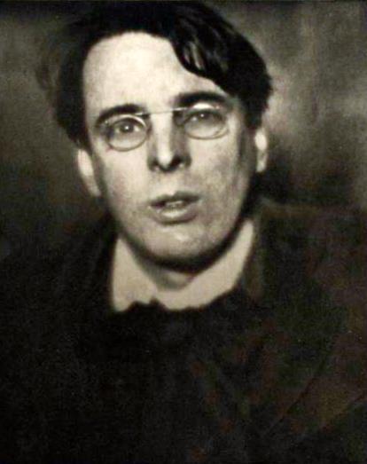 W. B. Yeats 1908