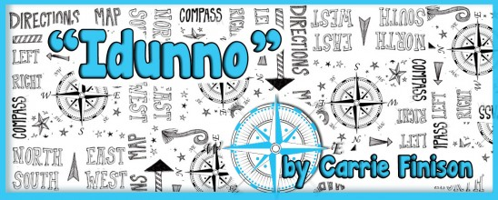 """Idunno"" by Carrie Finison"