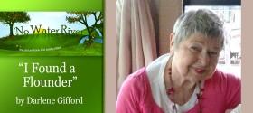 """""""I Found a Flounder"""" by Darlene Gifford"""