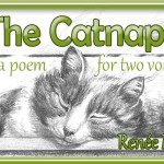 "Poetry Friday: ""The Catnap: a poem for two voices"""