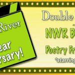 Poetry Friday: First Anniversary Celebration...plus BLOOPERS!