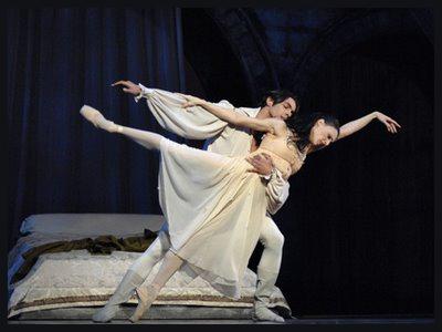 Romeo and Juliet Greta Hodgkinson Jason Reilly pDavidCooper