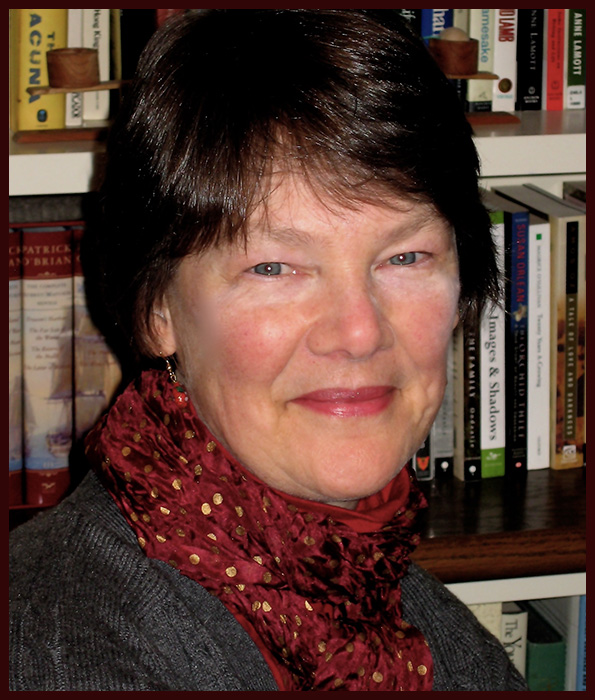 Poet Joyce Sidman