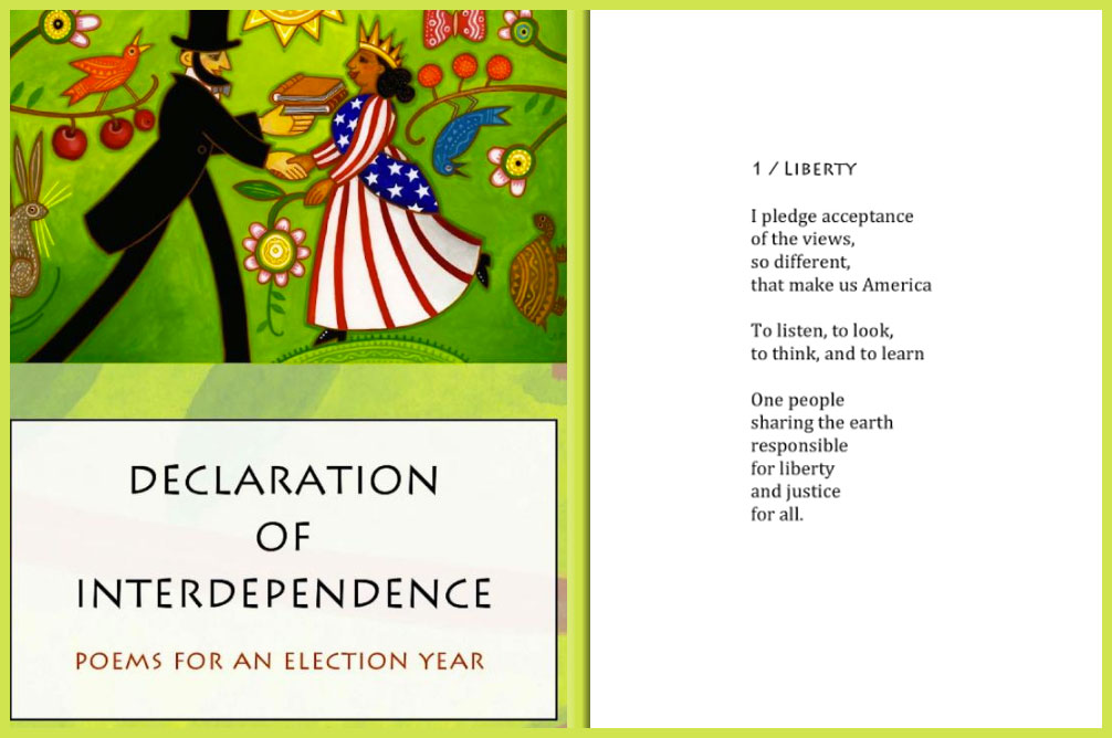 DECLARATION OF INTERDEPENDENCE by Janet Wong