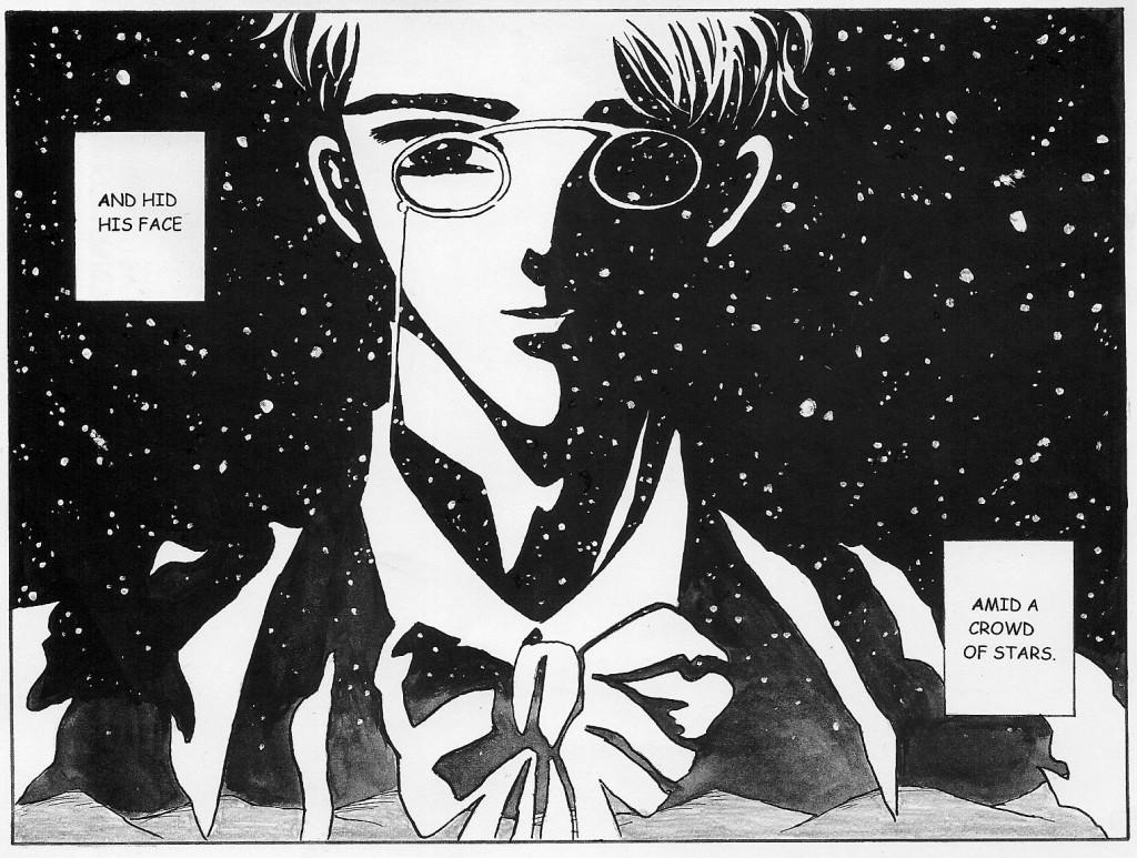 W.B. Yeats by Julian Peters