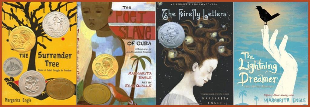 Margarita Engle books