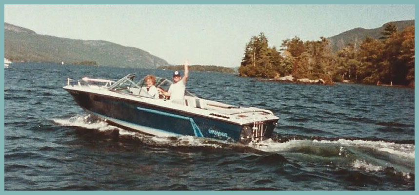 Mom-and-Dad-in-the-boat 1985
