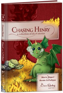 Chasing Henry - early reader by Renee LaTulippe and Marie Rippel