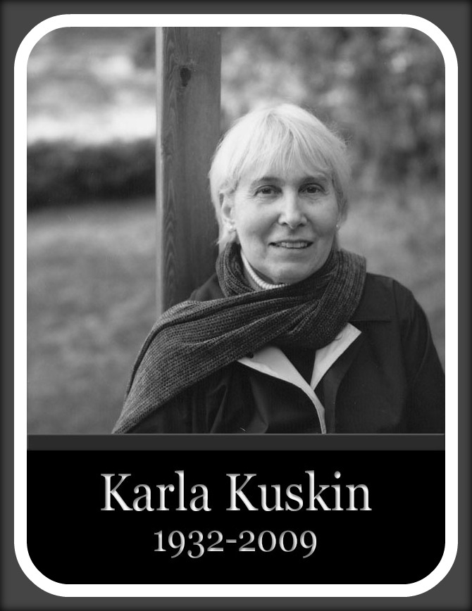 Karla Kuskin - bio