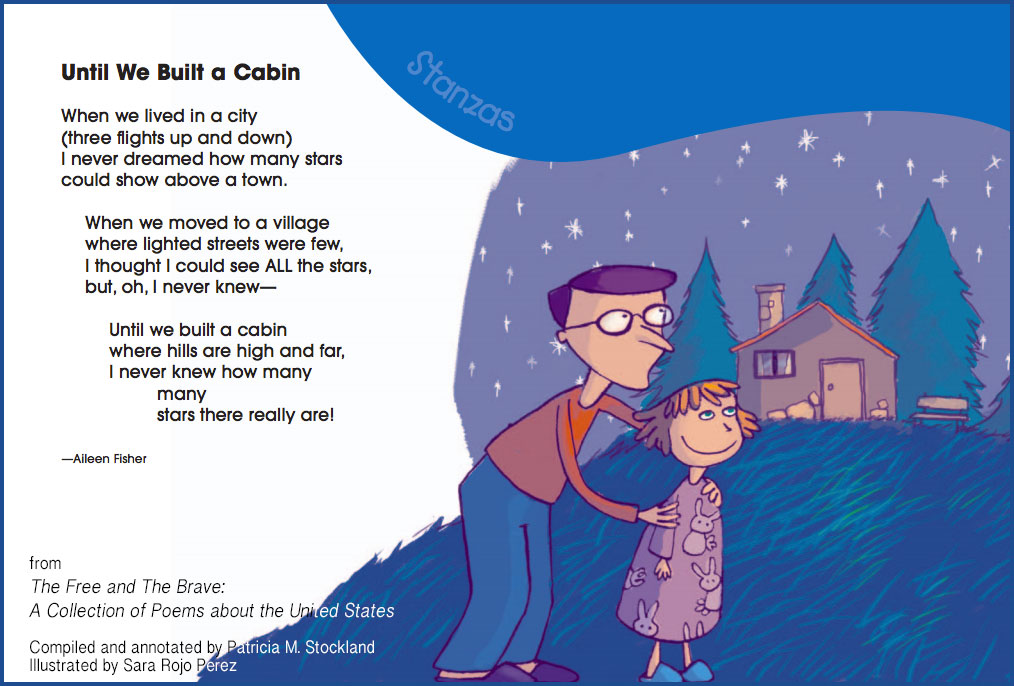 Until We Built a Cabin by Aileen Fisher