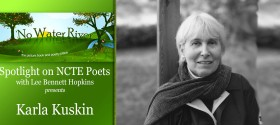 Spotlight on NCTE Poets presents Karla Kuskin