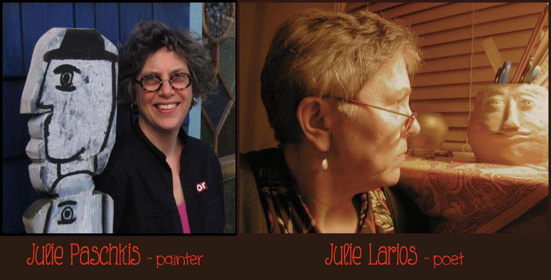 Julie Paschkis and Julie Larios
