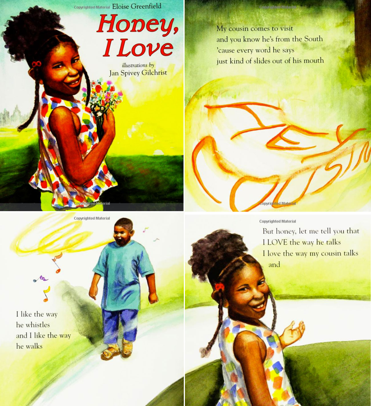 honey i love by eloise greenfield pdf