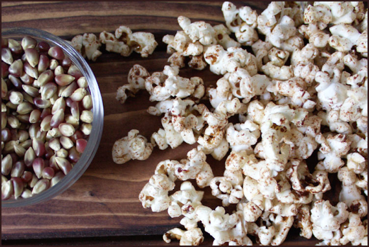 Apple Pie Popcorn. Photo by Sweet as a Cookie.