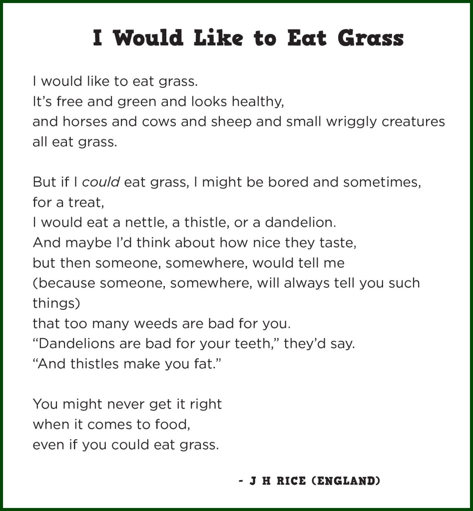 poem-eat-grass