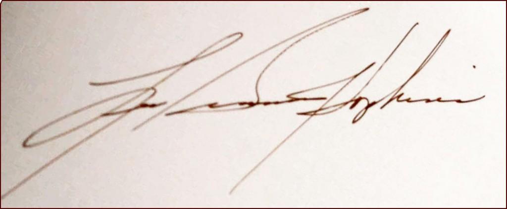 Lee-signature