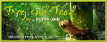 "Frog Month Special: ""Frog and Toad"" by J. Patrick Lewis"