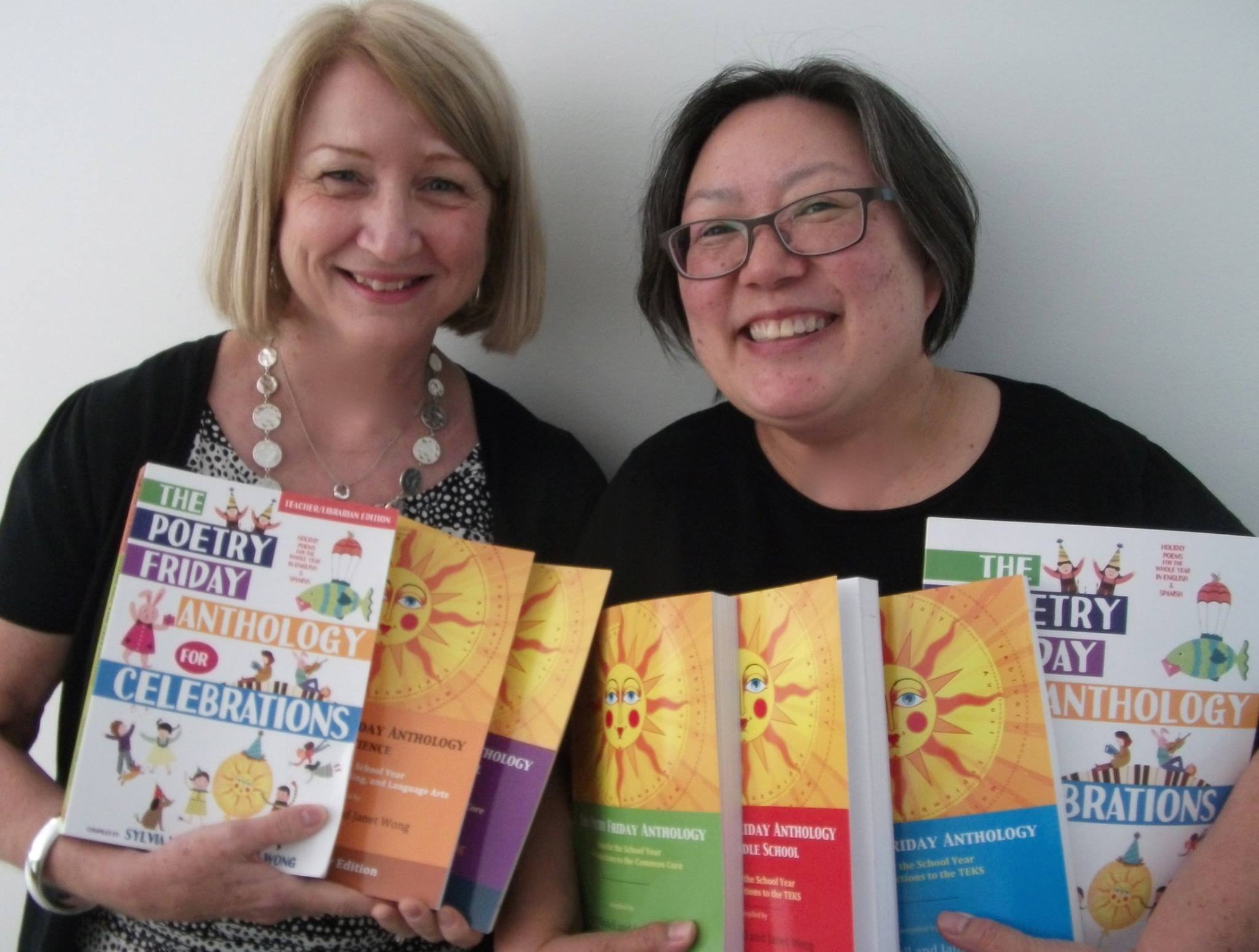 THE POETRY FRIDAY POWER BOOKS by Sylvia Vardell & Janet Wong – Renee