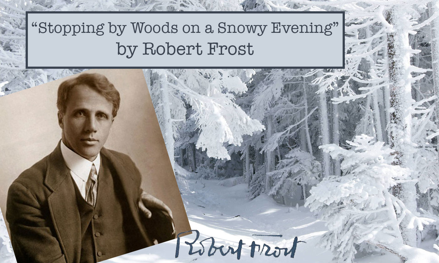 waiting by robert frost Why is the title the bear robert frost is very much comparing man to a bear but it is more than just explaining how the bear and man differ.