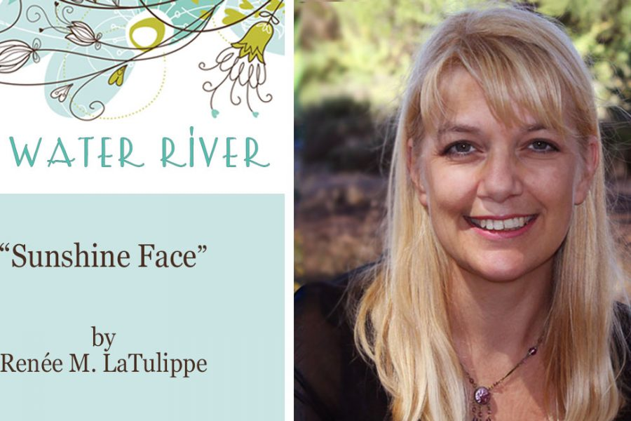 """Sunshine Face"" by Renee M. LaTulippe"