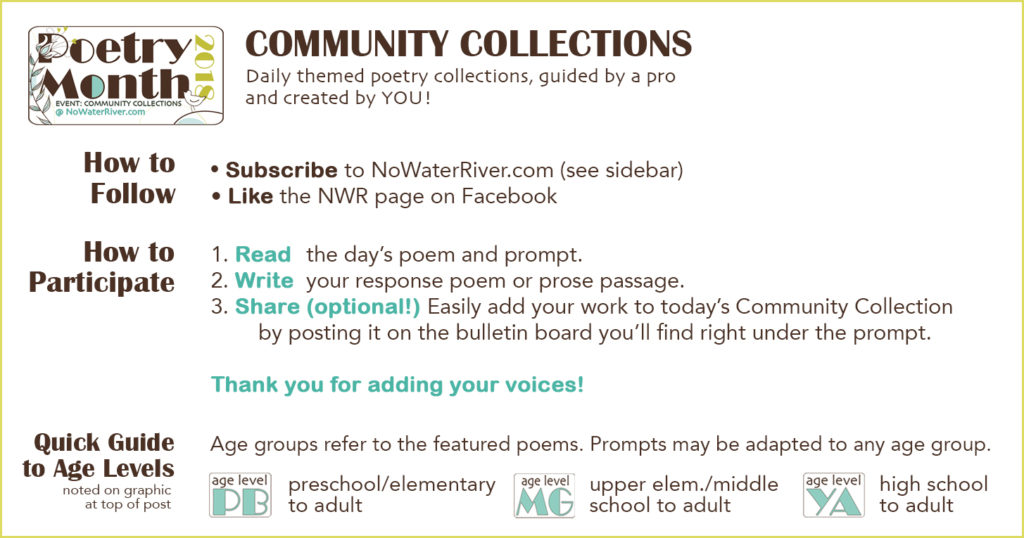 Community Collection 25: PERFORMANCE POEMS with Jane Yolen